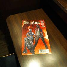 DARTH VADER #3 1ST APPEARANCE DR.APHRA 2ND PRINT RED VARIANT STAR WARS Key!