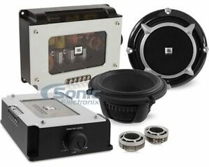 """*Open Box* JBL 670GTi 6.5"""" 2-way Competition-Grade Car Component Speaker System"""