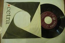 """GILBERTO GOVI""""SOTTO A CHI TOCCA-disco 45 giri CETRA It 1963"""""""