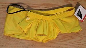 Joe Snyder Maxibulge Cheek New with Tags swimming underwear swimsuit MXB-05