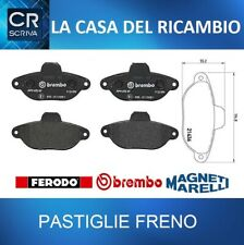 PASTIGLIE FRENO ANTERIORI FIAT PANDA PUNTO SEICENTO LANCIA Y WVA21436 P23096