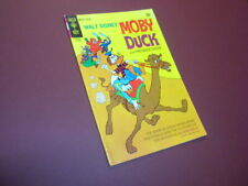 MOBY DUCK - WALT DISNEY #11 Gold Key Comics 1970
