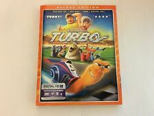 Turbo 3D Deluxe Edition w/Slipcover Blu-ray