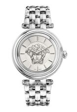 NEW Versace Women's Khai Swiss Quartz Medusa Dial Bracelet Watch