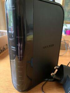 Belkin N Modem Router Wireless N Router (F5D8636ED4)