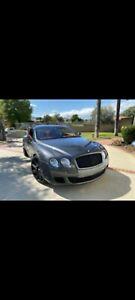Bentley continental gt headlights fits  2004-2010