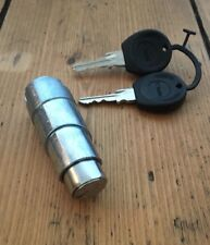 New FIAT 127 12131 132 Regata Abarth Super Mirafiori Boot Lock Barrel +2 Keys