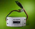 AC to DC Auto Converter 20 - 30 VAC to 12 VDC,Output Current 3 Amp Long Distance