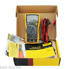1Pcs NEW Fluke 115C Field Multimeter Backlight F115C