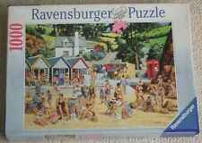 JIGSAW by RAVENSBURGER LTD  *** HOLIDAY MEMORIES *** 1000 PIECES - USED