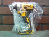 "Dewalt DCF787B 20V MAX Brushless 1/4"" Impact Driver W/Belt Clip - ***NEW***"