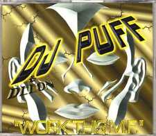 DJ Puff / DJ Deeon - Work This M.F. - CDM - 1997 -Techno House 4TR Panic Records