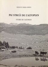 Pai Stroji de l'Altopian Storie de l'Altopian Ernesto Maria Sfriso