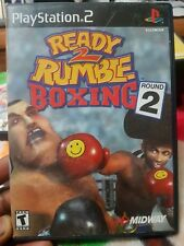 Ready 2 Rumble Boxing: Round 2 (Sony PlayStation 2, 2000)
