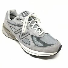 Men's New Balance 990v4 Walking Shoes Sneakers Size 13EE Gray Suede Made USA AB9