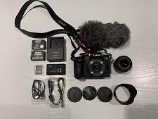 Panasonic Lumix G7 16.0 Mp Digital Mirrorless Camera, 14-42mm, And Accessories