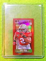CHASE YOUNG RED PRIZM ROOKIE CARD # /75 OHIO STATE RC REDSKINS  2020 Legacy MINI