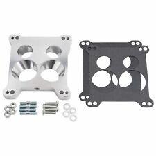 Edelbrock 2696 Square-Bore to Spread-Bore Carburetor Adapter Plate