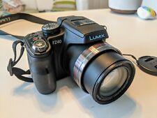 Panasonic LUMIX DMC-FZ40/DMC-FZ45 14.1MP Digital Camera - Black