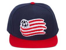 buy popular 87aa7 d0c9a Mitchell   Ness New England Revolution XL Logo Snapback Hat