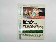 Asterix und Kleopatra - Grosser Sonderband II René, Goscinny: