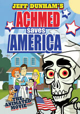 Jeff Dunham Achmed Saves America 0097368052543 DVD Region 1