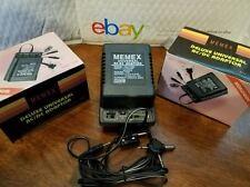 Memex Universal AC/DC Adaptor MU-1000 1000mA  1.5-3-4.5 6-7.. Buy 2 get 1 FREE