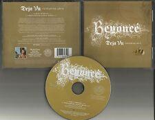 BEYONCE w/ JAY Z Deja vu w/ RARE FREEMASONS DANCE REMIX Limited USA CD single