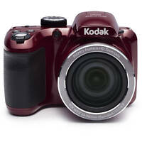 Kodak AZ401RD PIXPRO Digital Camera with 16 Megapixels and 40x Optical Zoom
