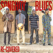"""Songhoy Blues – Re-Covered 12"""" VINYL NEW Led Zeppelin + Clash Cover Versions"""