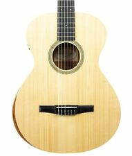 Taylor Academy A12ne Grand Concert Nylon String Acoustic Electric Guitar