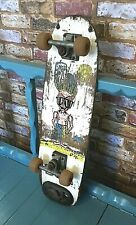 Vintage 1980s Skateboard, Retro Old School Deck, Man Cave, Low Brow, VW, Gift!