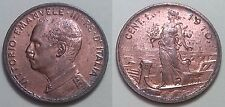 "VITTORIO EMANUELE III - 1 Centesimo ""Italia su prora"" 1910 (3)"