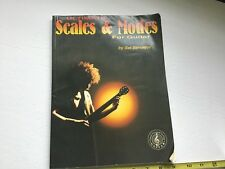 ULTIMATE SCALES AND MODES FOR GUITAR, BY SAL SALVADOR