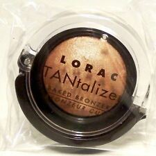 Lorac Tantalizer Bronzer Baked Face & Body Bronzing Powder Deluxe Travel Size