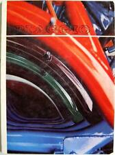 PIAGGIO Company Review Inc. VESPA - Scooter/Motorcycle Company Brochure - 1976
