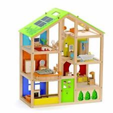 Hape E3401 Wooden Doll House