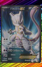 Mewtwo EX Full Art-XY8:Impulsion Turbo - 157/162 - Carte Pokemon Neuve Française