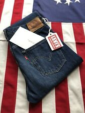 LVC Levis 501 1947 Selvedge Denim Jeans 32 X 34 Vintage Workwear Style w/tags