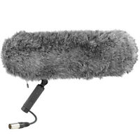 BOYA BY-WS1000 Microphone Windshield Shockmount System for Shotgun MIC19-22mm