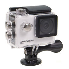 Kitvision Escape HD5 Waterproof Action Camera 720p 5MP With Mount Accessories