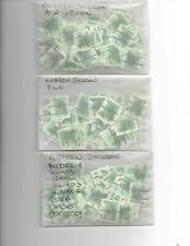 TOWN ANDTYPE COLLECTION OF 1100+ DIFFERENT 1 CENT JACKSON (Scott 1209)PRECANCELS