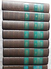 ENCICLOPEDIA UNIVERSALE RIZZOLI-LAROUSSE COMPLETA  15 volumi