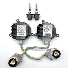 2x New OEM 04-06 Saab 9-2X Xenon Ballast Igniter & HID D2R Bulb Kit Control Unit