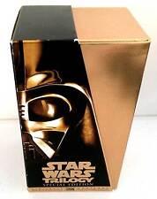 STAR WARS TRILOGY VHS BOX SET IV V VI • SPECIAL EDITION • Gold Box