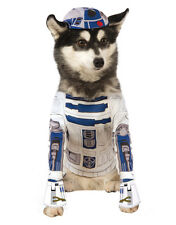 """R2-D2 Star Wars Dog Pet Costume, Large, Neck to Tail 22"""", Chest 23"""""""
