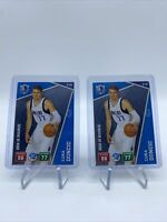 2018-19 PANINI ADRENALYN NBA EUROPE LUKA DONCIC ROOKIE CARD Lot Of 2! Amazing
