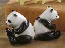S&p Panda Cruet Novelty Salt & Pepper Set 11909