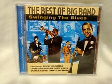 The Best Of Big Band Swinging The Blues Import 2003 Prism Leisure         cd4574