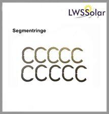 """10er Set Segmentringe Solar DN 25  1 1/4"""""""